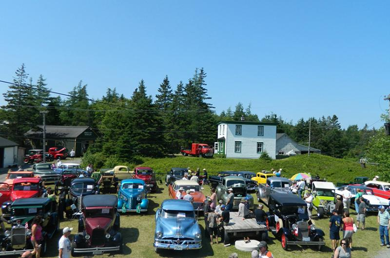 Classic Cars Show Nova Scotia