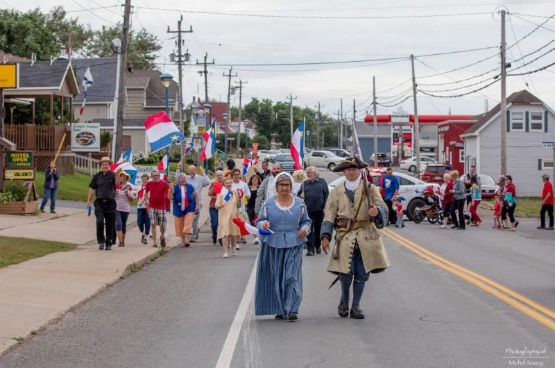 Fête nationale de l'Acadie