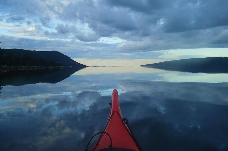 Highland Getaway by Kayak
