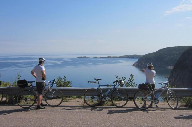 Cabot Trail Bike