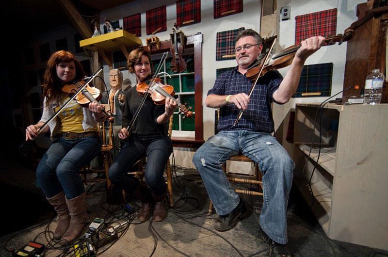 3-Fiddler Concert-Ceilidh