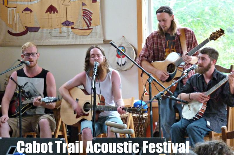 Cabot Trail Acoustic Festival