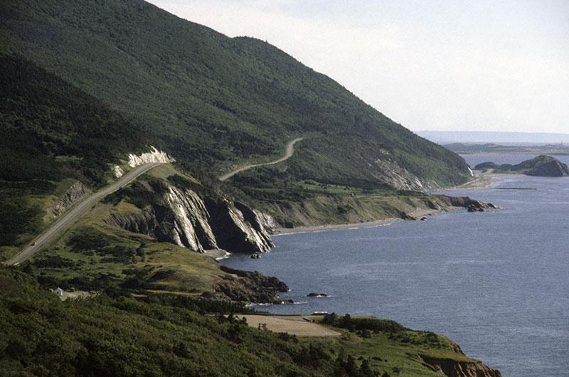 Cabot Trail Relay Race