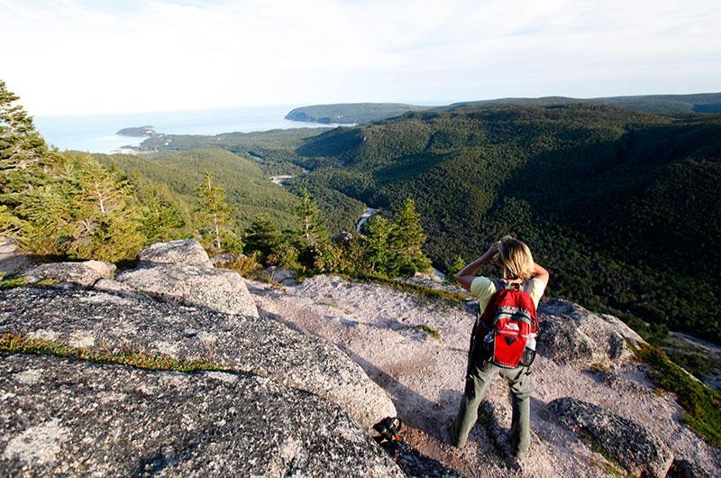 Cape Breton Highlands 3 Peaks Challenge