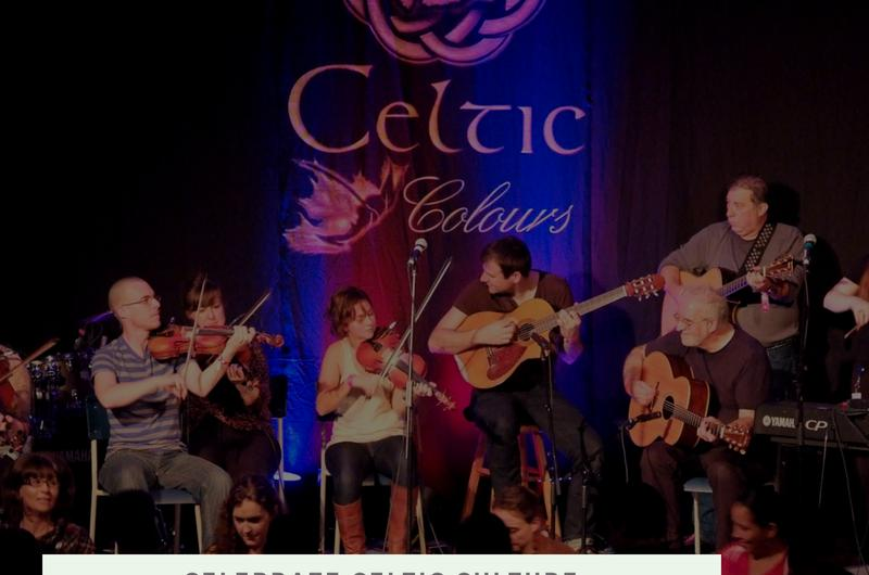 Celtic Colours 2018 Tour