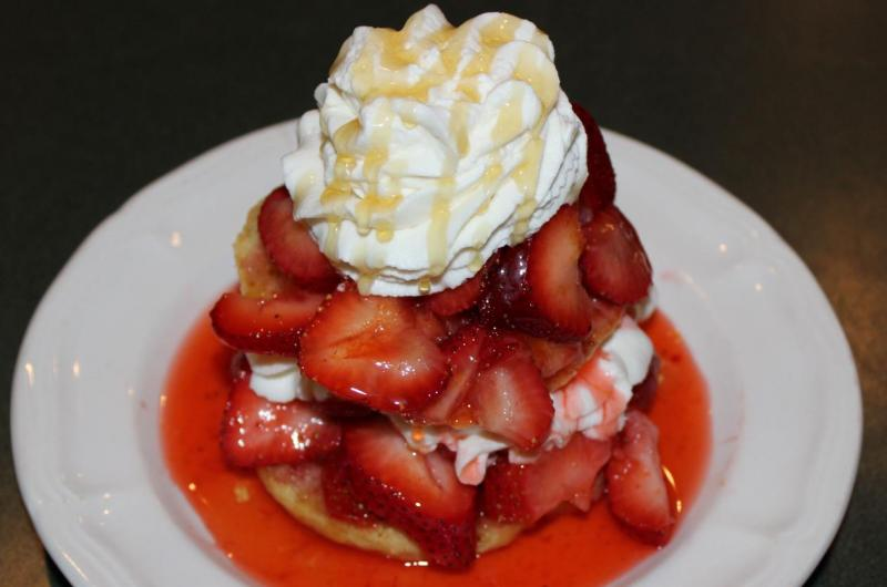 St Margaret's CWL 16th Annual Strawberry Shortcake Brunch
