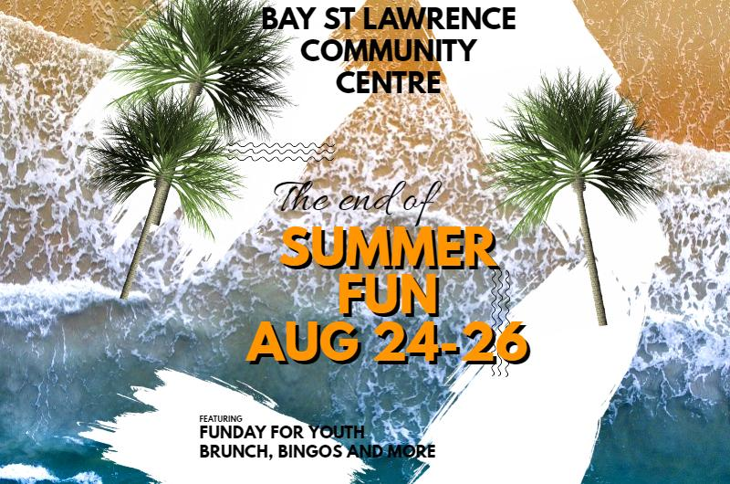Bay St Lawrence End of Summer Festival