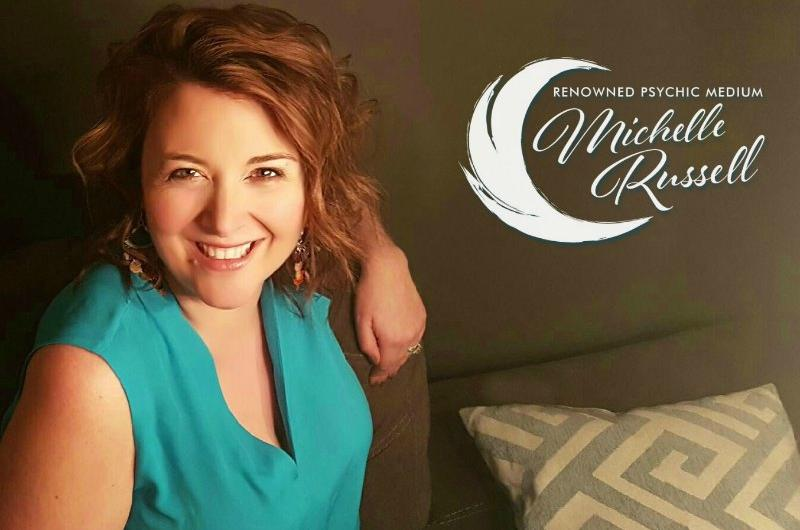 Psychic Medium Michelle Russell - LIVE in Port Hawkesbury! - Canadas