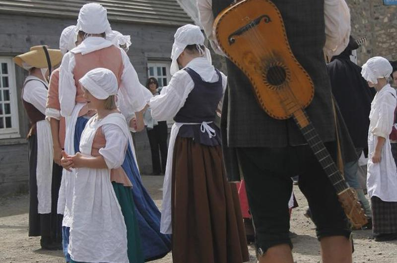 CultureFête: a 1700s Multicultural Fair