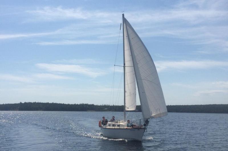 Sail the Bras d'Or Lake UNESCO Biosphere Reserve   Tourism ...