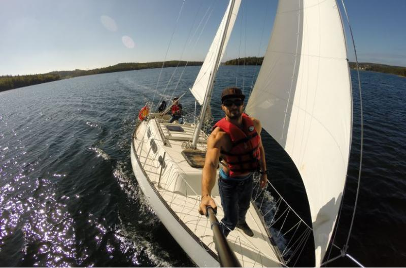 Sail & Explore the Bras d'Or Lake UNESCO Biosphere Reserve