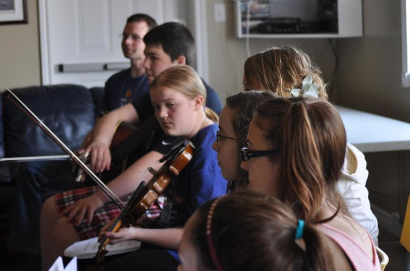 Music Camp on the Canal 2016