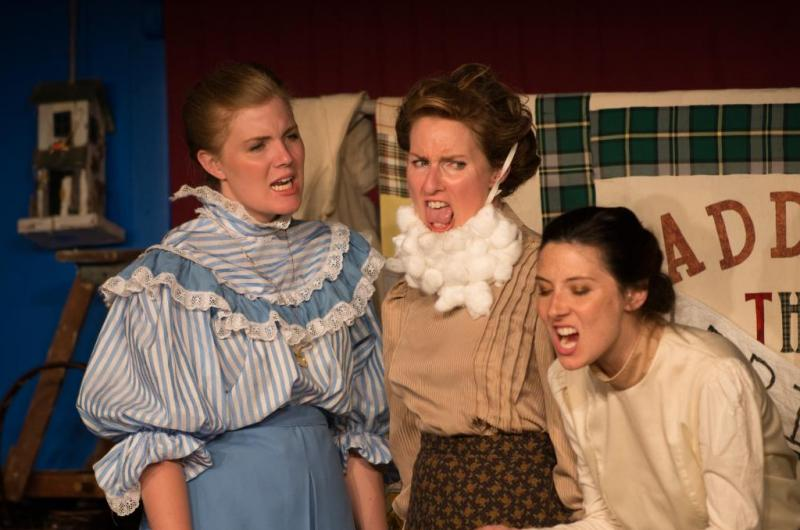 The Young Ladies of Baddeck Club – A Comedy