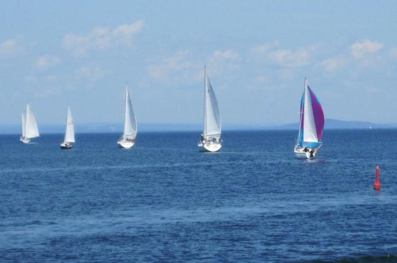 Wallace MacAskill Yacht Club Summer Activities