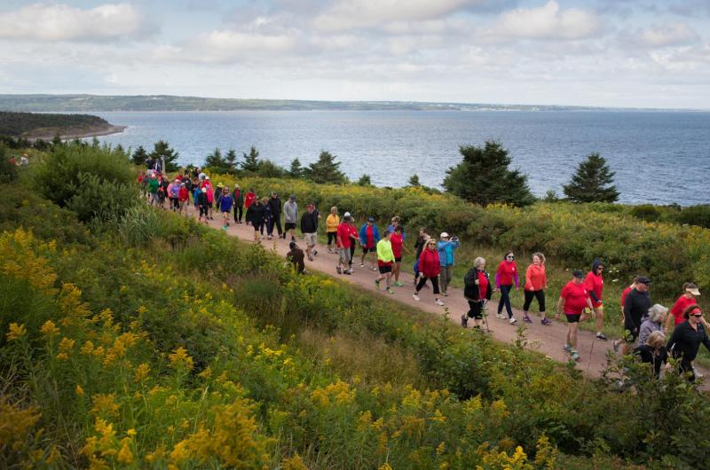 Ceilidh Coastal Trail 5KM Walk/Run