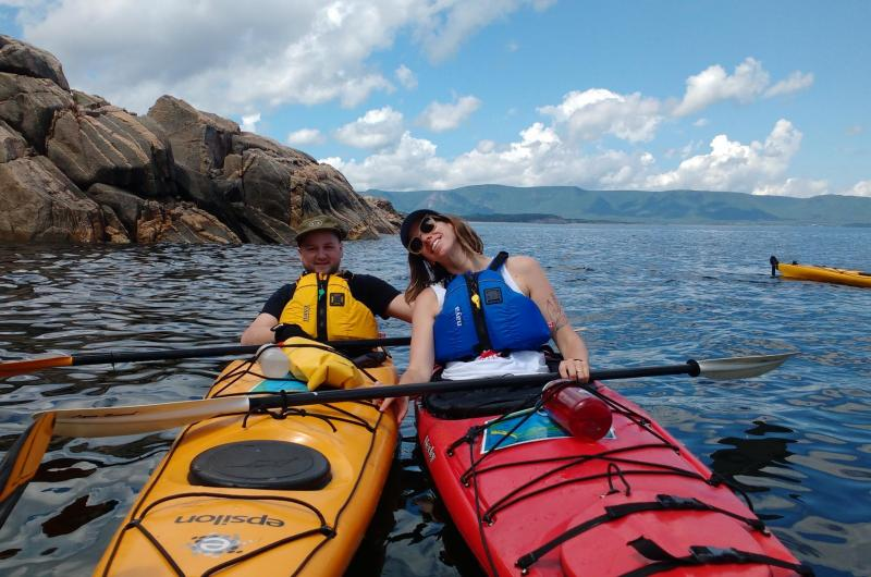 Bike the Best of the Cabot Trail; then Hike, Kayak, Whale Watch