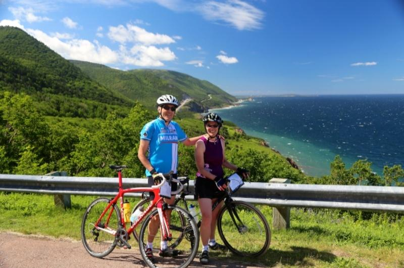 Cycling Nova Scotia's Cabot Trail