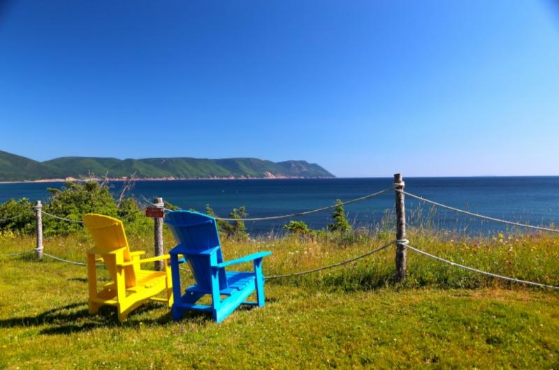 Nova Scotia's Cabot Trail: Self-Guided Bicycle Tour