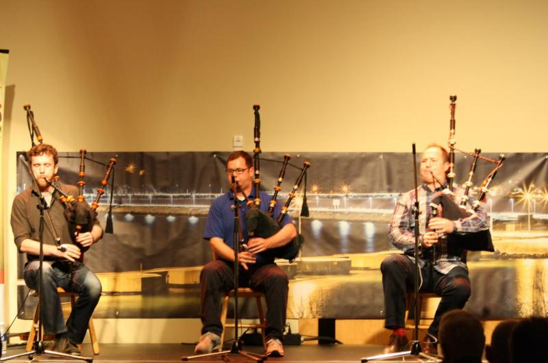 Port Hawkesbury Ceilidhs 2016