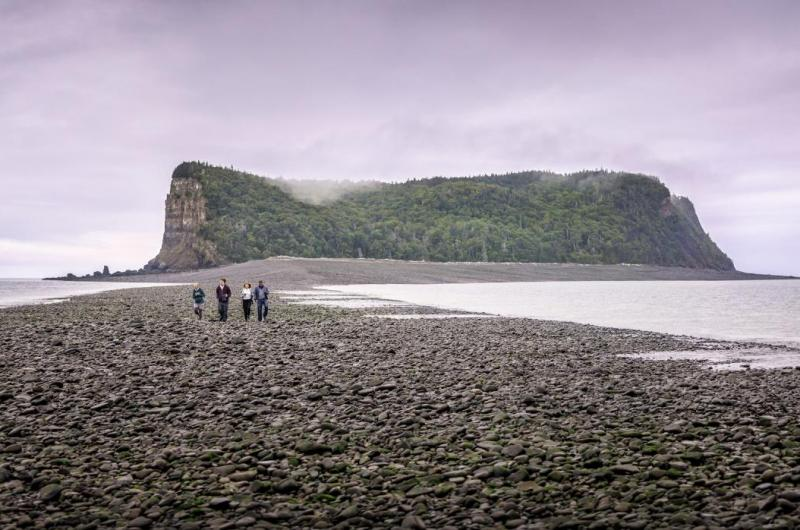 Bay Of Fundy Camping >> Your Own Island A Bay Of Fundy Camping Adventure Tourism