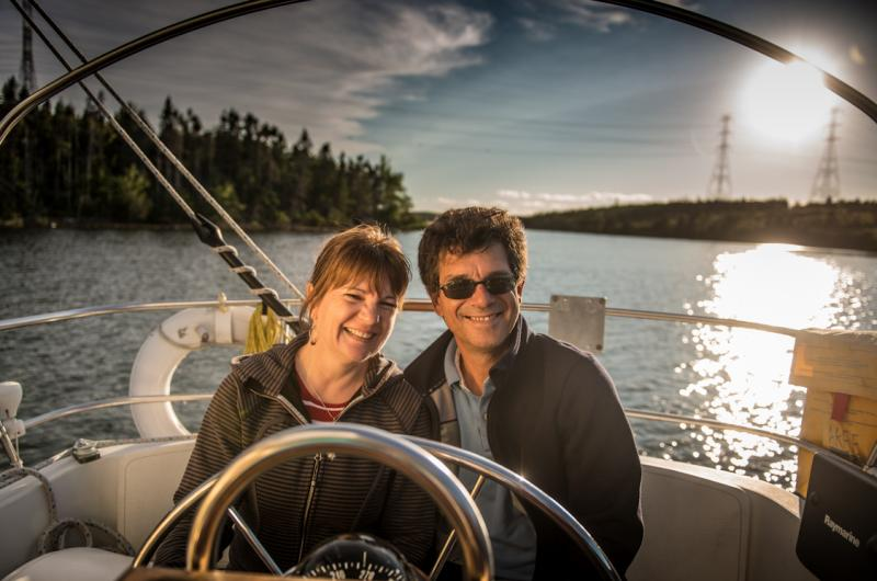Stay and Sail: Sunset Cruise