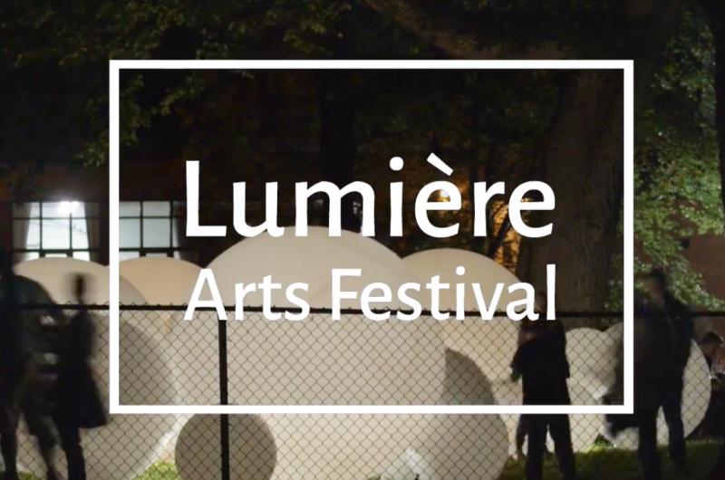 Lumiere Arts Festival
