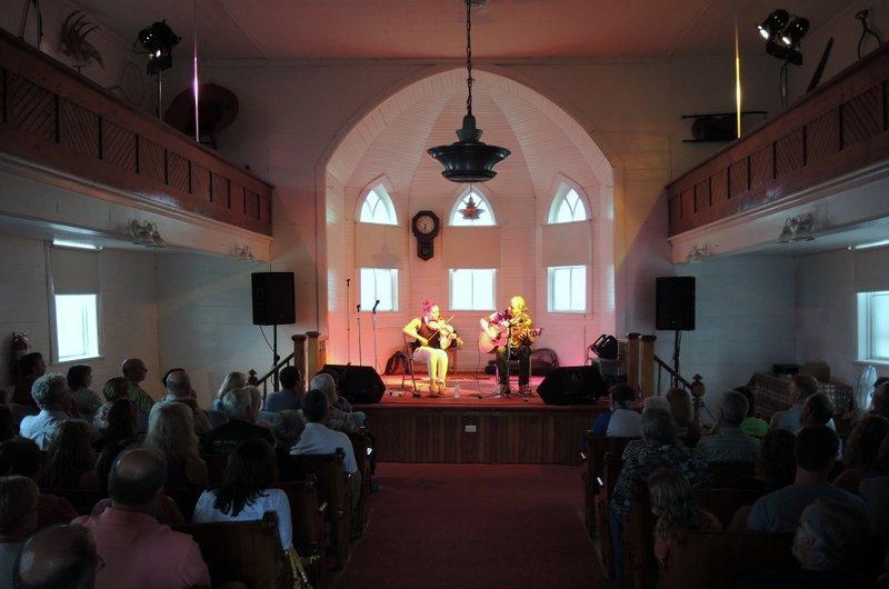 Local Talent Concert