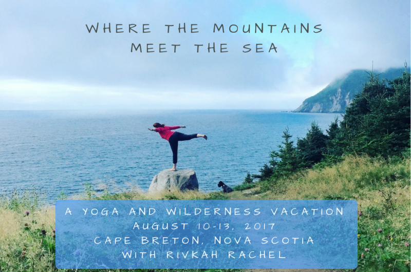 Where the Mountains Meet the Sea – Cape Breton Yoga Retreat