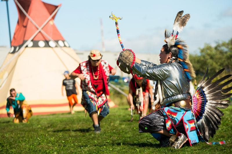 Unama'ki Mawiomi (Cape Breton Pow Wow)
