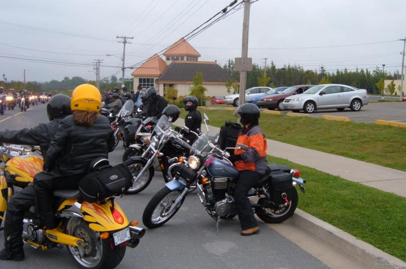 Cape Breton Bike Rally