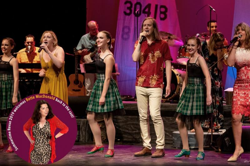 Cape Breton Summertime Revue