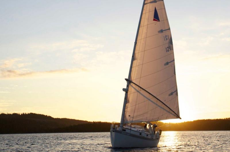Sunset Picnic Sail + Stay Over