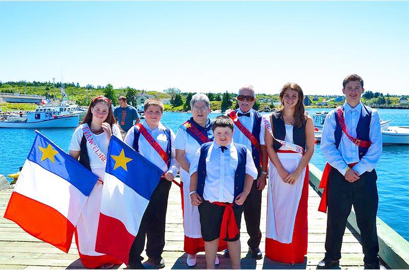 Festival acadien de Petit-de-Grat/ Acadien Festival of Petit de Grat