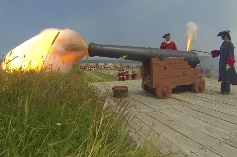 Fire a Musket! Fire a Cannon!
