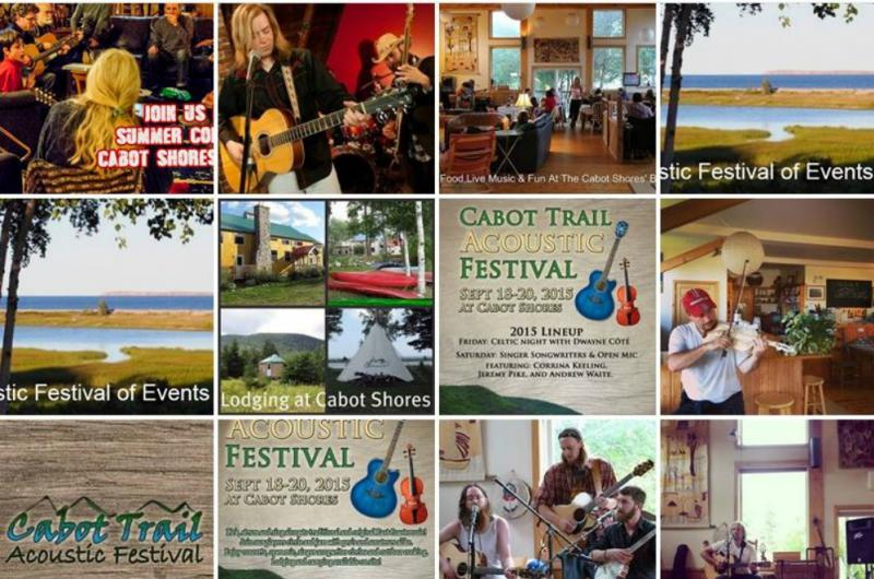 Cabot Trail Acoustic Festival and Series