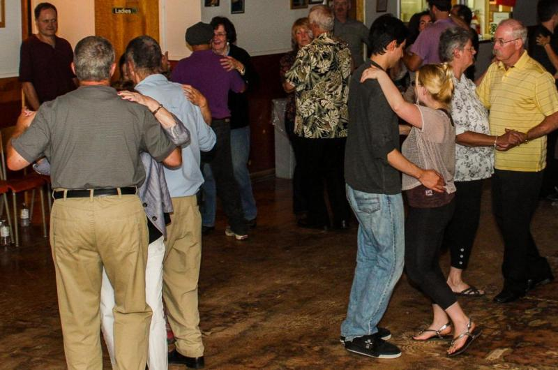 West Mabou Family Square Dance