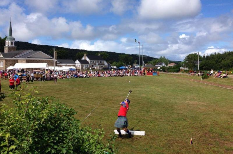 Margaree Highland Games