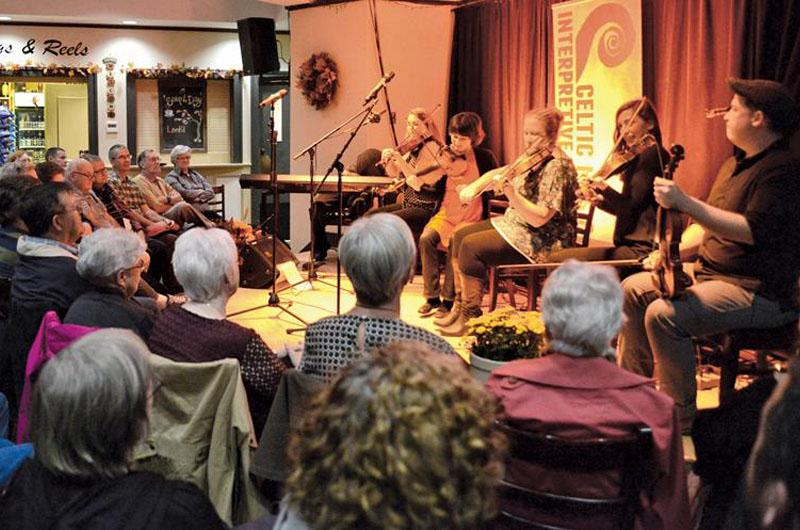 Masters Concert at the Celtic Music Interpretive Centre