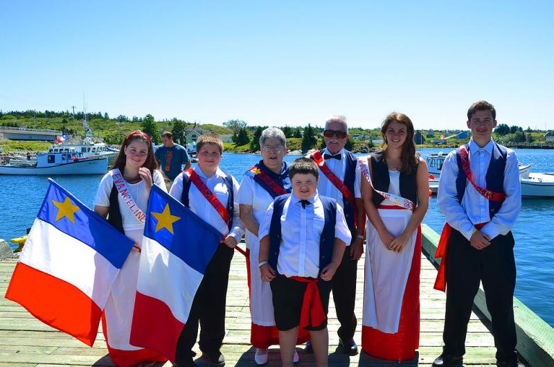 Festival Acadien de Petit de Grat